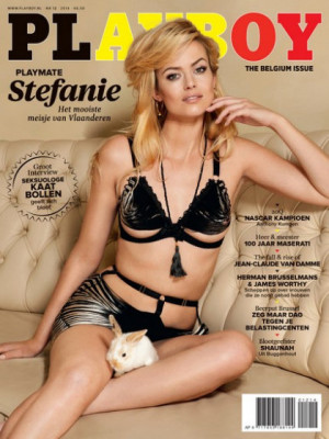 Playboy Netherlands - Nov 2014