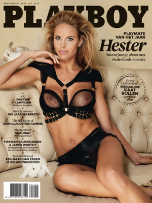 Playboy Netherlands - Dec 2014
