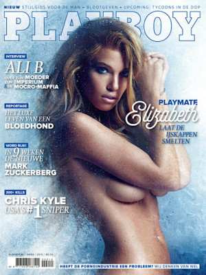 Playboy Netherlands - Jan 2015