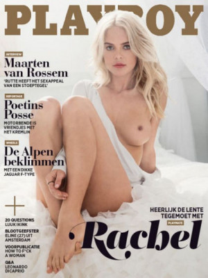 Playboy Netherlands - Mar 2016