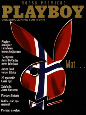 Playboy Norway - Jan 1998