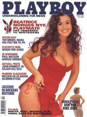 Playboy Norway - March 1998