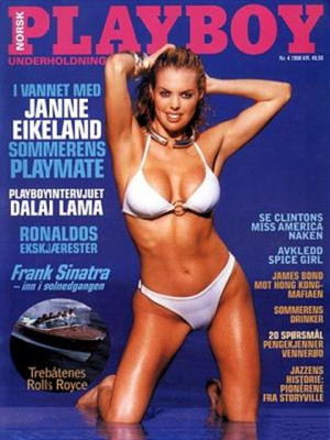 Playboy Norway - July 1998