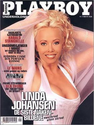 Playboy Norway - Sep 1998