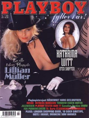 Playboy Norway - Jan 1999