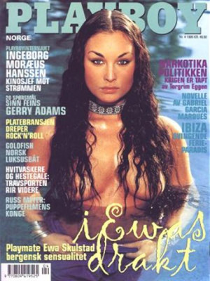 Playboy Norway - May 1999