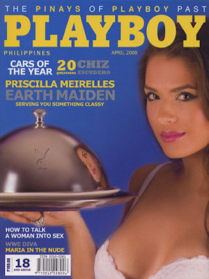 Playboy Philippines - Apr 2008