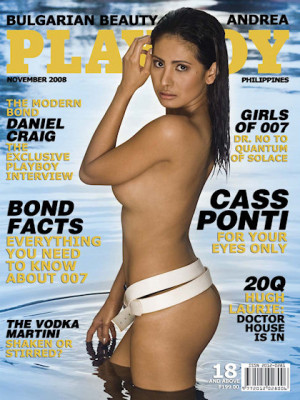 Playboy Philippines - Nov 2008