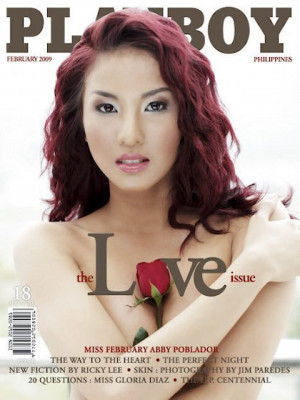 Playboy Philippines - Feb 2009