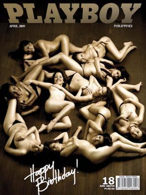 Playboy Philippines - Apr 2009