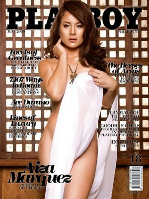 Playboy Philippines - May 2009