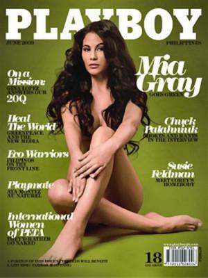Playboy Philippines - Jun 2009