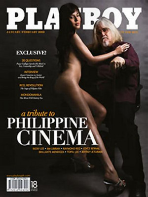 Playboy Philippines - Jan 2010