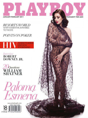 Playboy Philippines - Jan 2011