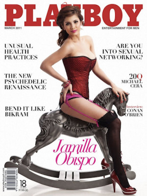 Playboy Philippines - Mar 2011