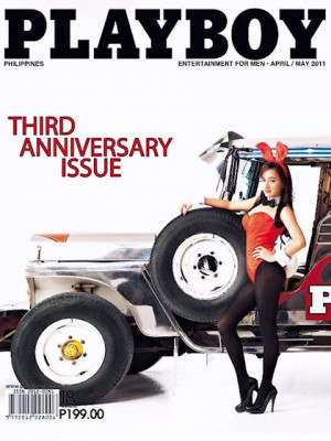 Playboy Philippines - Apr 2011