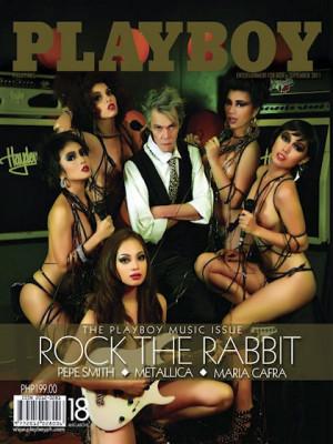 Playboy Philippines - Sep 2011