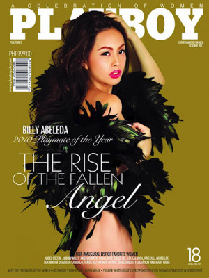 Playboy Philippines - Oct 2011