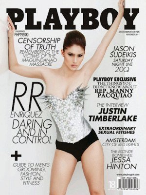 Playboy Philippines - Nov 2011