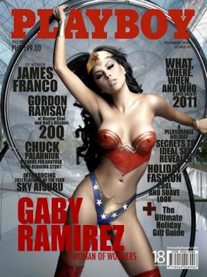 Playboy Philippines - Dec 2011