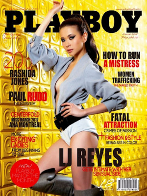 Playboy Philippines - Mar 2012
