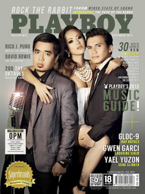 Playboy Philippines - Sep 2013