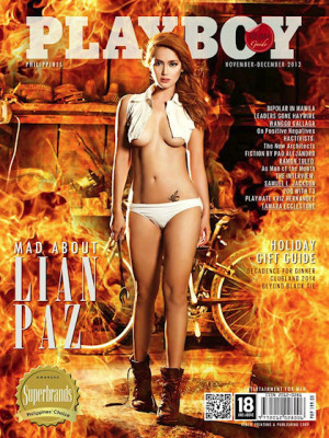 Playboy Philippines - Nov 2013