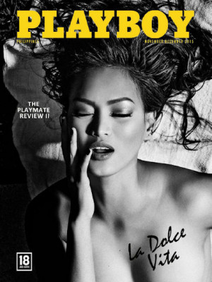 Playboy Philippines - Nov 2015
