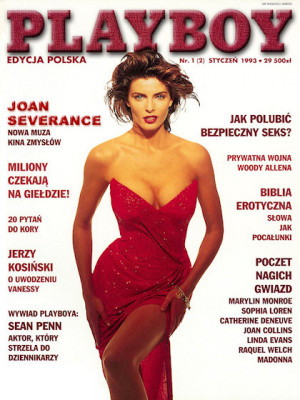 Playboy Poland - Jan 1993