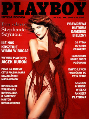 Playboy Poland - May 1993