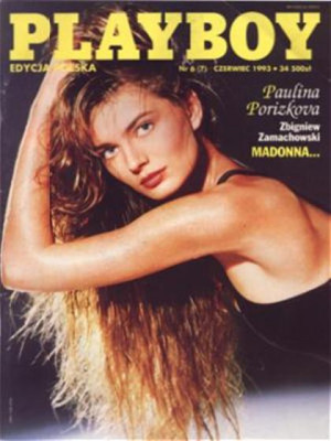 Playboy Poland - June 1993