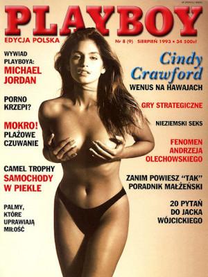 Playboy Poland - August 1993