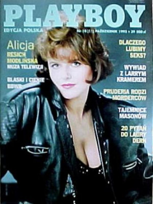 Playboy Poland - Oct 1993