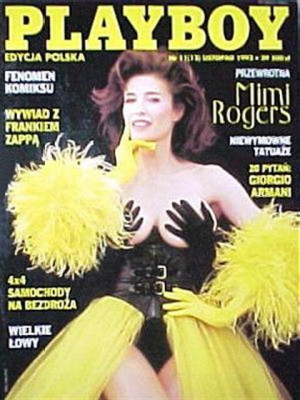 Playboy Poland - Nov 1993