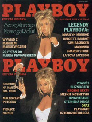 Playboy Poland - Jan 1994