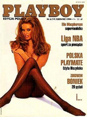 Playboy Poland - June 1994