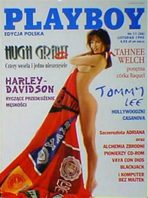 Playboy Poland - Nov 1995