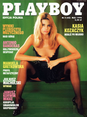 Playboy Poland - May 1996