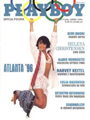 Playboy Poland - July 1996