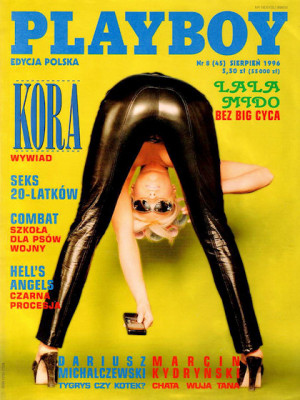 Playboy Poland - August 1996