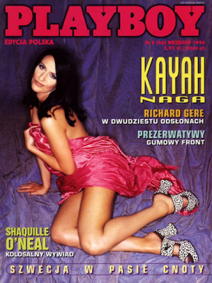 Playboy Poland - Sep 1996