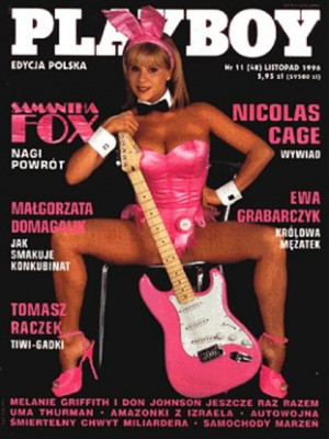 Playboy Poland - Nov 1996