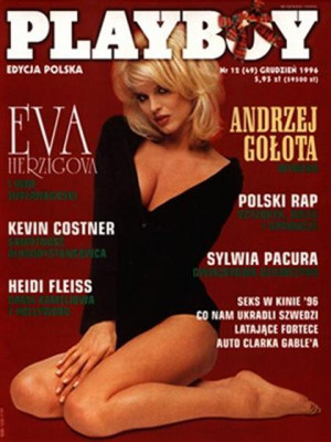Playboy Poland - Dec 1996