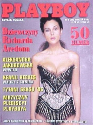 Playboy Poland - Jan 1997