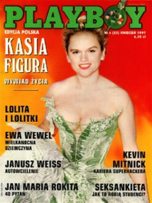 Playboy Poland - April 1997