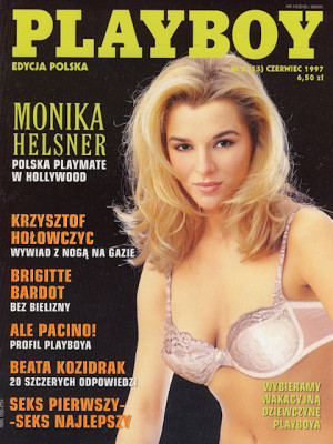 Playboy Poland - June 1997