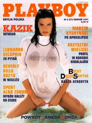Playboy Poland - August 1997