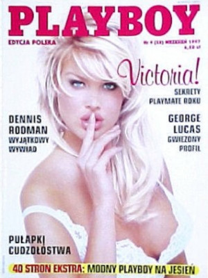 Playboy Poland - Sep 1997