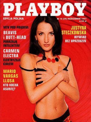 Playboy Poland - Oct 1997