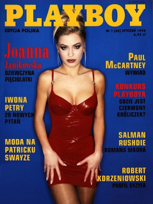 Playboy Poland - Jan 1998